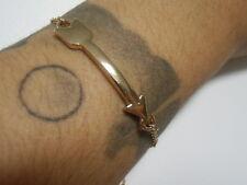 Bracelet original flèche fleche dorée réglable mode trendy