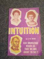 1964 Intuition Can Knowledge Reach Us That We Are About To Die Christian Booklet