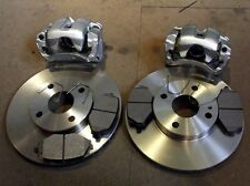 Big Brake conversion kit, upgrade calipers discs pads, front Mazda MX5 1.6 MX-5