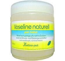 Vaseline pur naturell 500 ml PE-Dose Lebensmittelqualität Gleitmittel surprise