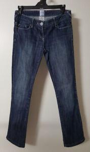 SASS & BIDE Womens 27/29 Designer Jeans Button-Fly 'Style Vernon Rakes' Stretch
