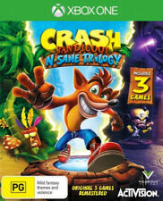 Crash Bandicoot NSane Trilogy (Xbox One, 2018)