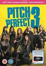 Pitch 3 (dvd Digital Download) 2018 Very Good DVD