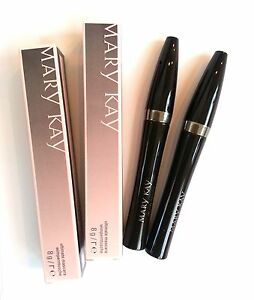 Mary Kay Ultimate Mascara BLACK, 2 PCS / LOT, FRESH, NIB!!!