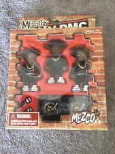 2002 Mezco Mez-its Run DMC 3 Pack Mini Figures Very Rare
