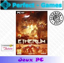 ETHERIUM stratégie PC DVD Games jeux PC neuf new sous blister