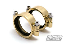 O-ring manifold carburador borna latón para Harley-Davidson 55-78 XL & Big Twin