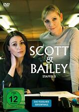 DVD ° Scott & Bailey ° finale Staffel 5 ° NEU & OVP