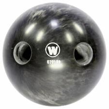 Kegelkugel Winner Lochkugel 160 mm schwarz silber marmoriert, Gewicht: 2,7 kg