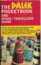 VERY RARE: The Dalek Pocketbook, 1965. Doctor Who