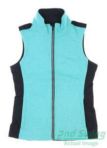 New Womens Straight Down Shelby Vest Small S Multi MSRP $100 W10144