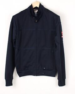 CARHARTT Men Casual Zip Track Jumper Sweater Size M BDZ1014