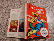 ZAGOR ZENITH N.151 ORIGINALE M.BELLO A COLORI TIPO TEX MARK ARALDO RANGER FORD