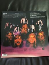 vinyl records-Deep Purple- Burn - New Special Edition Purple Pressing Signed .