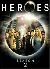 Heroes: Season 2 - DVD - VERY GOOD