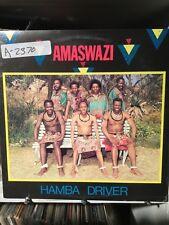Amaswazi - Hamba Driver  NM 1989 Tusk