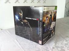 TRILOGY COLLECTOR´S EDT. GEARS OF WARS 1, 2 & 3 EPIC EDITION XBOX 360 PAL EUR