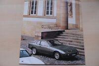 217879) Porsche 924 924 Turbo - 928 - 911 - Prospekt 198?