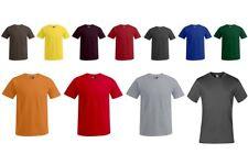 Promodoro Premium T-Shirt Herren Rundhals Shirt Übergröße bis 4XL 5XL  NEU TOP