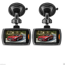 "2x 2.2"" Auto Kamera Recorder KFZ DVR Überwachung Dashcam HD 1080P"