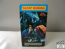 Silent Running (VHS) Bruce Dern Cliff Potts Ron Rifkin Jesse Vint
