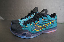 Nike air kobe X elite low jordan hyperdunk flyknit kd 8 9 12 11 7 size 10 shoes
