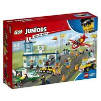 Lego Juniors 10764 Flughafen Schnapp dir dein Spielzeugflugzeug