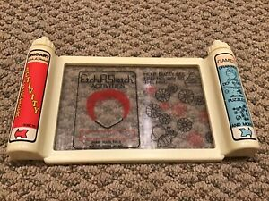 Etch A Sketch - Activity Center - Scroll For 10 Games - OHIO ART