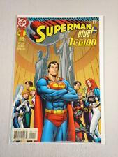 SUPERMAN PLUS #1 DC COMICS LEGION OF SUPERHEROES 1997