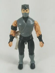 Vintage GI Joe Mortal Kombat SMOKE Action Figure Hasbro 1991
