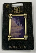 Haunted Mansion 50th Anniversary Lenticular Limited Edition Disney Pin Le 1500