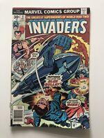 The Invaders #11 (Dec 1976, Marvel) Vintage Rare Avengers High Grade