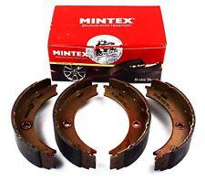 MINTEX REAR PARKING BRAKE SHOES MERCEDES BENZ VW MFR498 (REAL IMAGE OF PART)