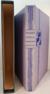 [1962 The Heritage Pres]   FRANKENSTEIN or, THE MODERN PROMETHEUS by Mary Wollst