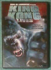 King Kong Lives (1986) Region 1 Dvd