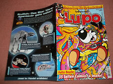 LUPO**COMIC**HEFT***BAND***NR.01/2007 + WENDEPOSTER