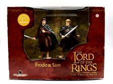 Applause - Lord of The Rings The Two Towers - Frodo & Sam Action Figure Set