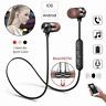 Wireless Bluetooth Sport Gym Headphones Earphone Earbuds Headset Stereo Bass MIC
