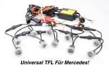TOP LED Tagfahrlicht 6000K 12V DRL TFL Flex 10x SMD je 1 Watt Für Mercedes !