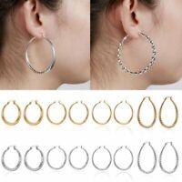 Punk Earrings Men Women Boys Fashion Earring Stud Hoop Dangle Women Jewelry Gift