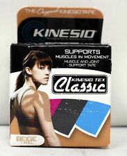 Kinesio Tex Classic Beige Flex Tape 1 Count