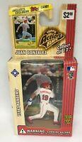 Topps Action Flats Juan Gonzalez Texas Rangers 1999