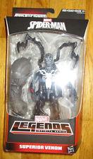 "Marvel Legends Infinite Series SUPERIOR VENOM 6"" Figure SPIDERMAN BAF RHINO"