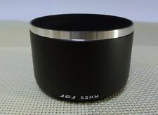 JGJ Metal Camera Lens Hood 52 mm for Tele Lens J52T