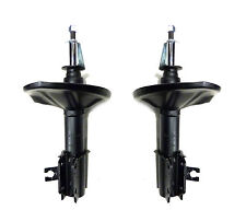 2 New Front Struts Shocks Fit Mazda Protege, 323, Escort, MX-3, Tracer