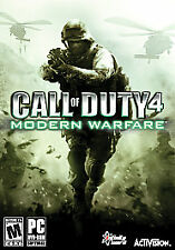 Call of Duty 4: Modern Warfare - PC by Activision