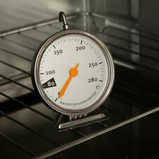 Oven Resistant Stainless Heat Thermometer Steel Digital Baking Accurate Kitchen