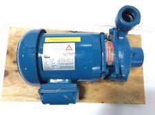 New Burks 110762 T37ga5n 1 14 Mv 34hp Coolant Water Pump 208 230v 460v 3phase