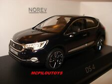 NOREV CITROEN DS 4 TINTA BLUE 2015 au 1/43°