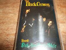 1990 CASSETTE BY THE BLACK CROWES SHAKE YOUR MONEYMAKER-AS NEW